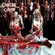 CANNIBAL CORPSE Butchered at Birth BANNER HUGE 4X4 Ft Fabric Poster Flag art