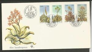 SOUTH-WEST-AFRICA-1981-Aloes-FIRST-DAY-COVER