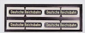 Dingler-4x-Schild-mit-Schriftzug-Deutsche-Reichsbahn-1Z-161-01