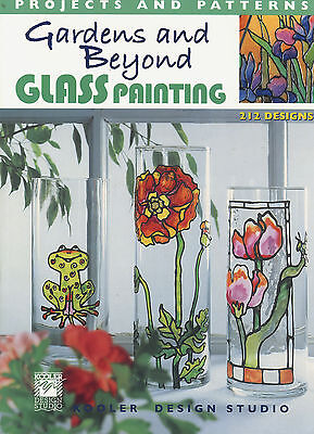 Glass Painting Designs Book