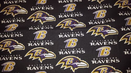 WELDING CAP MADE WITH BALTIMORE  RAVENS