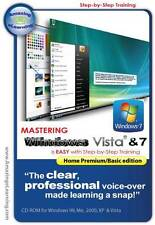 Learn Windows 7 and Vista 2-in-1 CD Tutorial Program