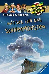 Rätsel um das Schneemonster von Brezina, Thomas C.   Buch   Zustand sehr gut