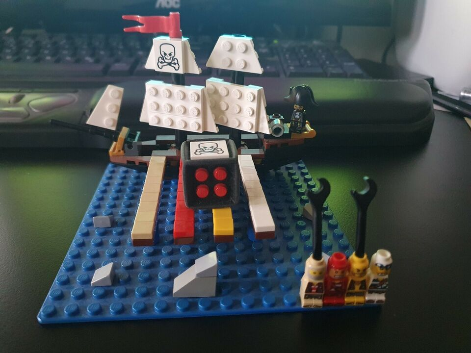 Lego andet, 3848