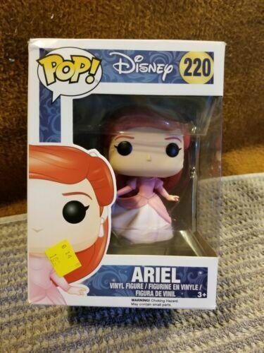 Ariel Gown Vinyl Figure Funko 11219 Pop The Little Mermaid Disney