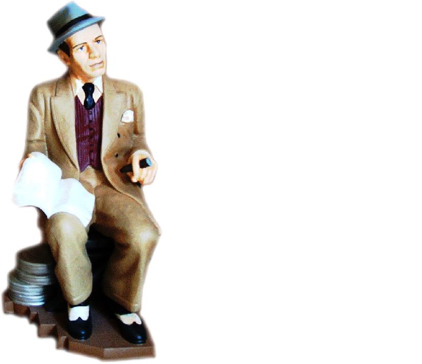 Design Regisseur Figur Figur Figur Statue Skulptur Figuren Skulpturen Dekoration Deko 5650 5be182