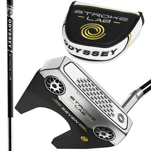 New-2019-Odyssey-Stroke-Lab-Seven-S-7-Custom-Putter-Pick-Your-Grip-amp-Length