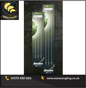 Korda-New-Ready-Tied-Boom-Sections-3-per-pack-Full-Range