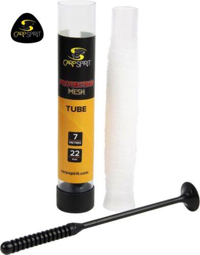 Net kit carp spirit protection mesh tube 7m 22mm