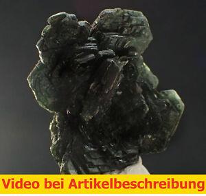 5995-Klinochlor-Rose-Seraphinit-gruen-Mali-sehr-gross-Neu-St-Marie-2017-MOVIE