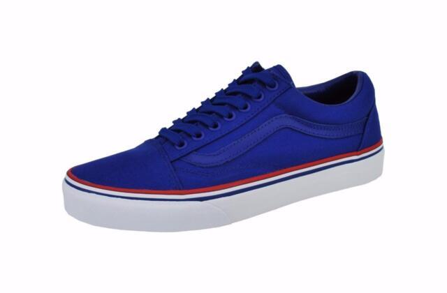 65105f698447 Vans Solstice 2016 Men s Size Shoes Old Skool Canvas Blue Sneakers  VN0A31Z9MKZ