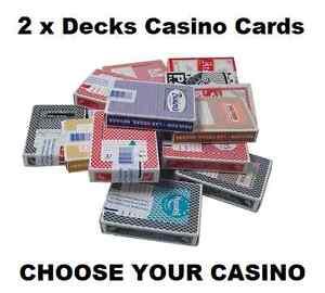 2-x-PONTS-DE-LAS-VEGAS-CASINO-CARTES-30-au-choix-toutes-populaire-Casinos