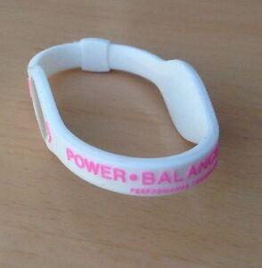 Image Is Loading Large White Balance Energy Silicon Wrist Band