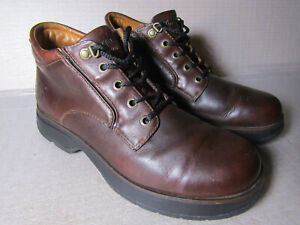 Details about Timberland 83309 Smart Comfort Womens Size 10 M Brown Leather Ankle Boot