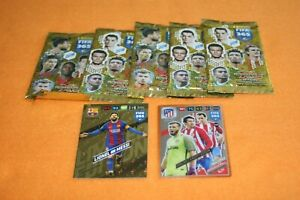 Lionel Messi Limited Edition Adrenalyn XL Trading Cards Panini Fifa 365 2018
