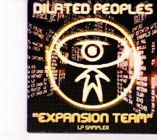 (DZ688) Dilated Peoples, Expansion Team sampler - 2001 DJ CD