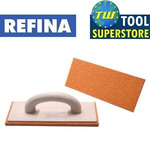 REFINA-12in-Medium-Plastering-Sponge-Float-Narrow-Plasterers-Foam-Trowel-261210