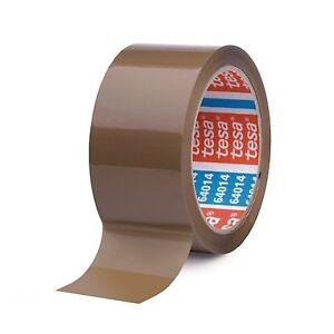 TESA Packband 64014 PP Paketklebeband, leise abrollend Klebeband 6-36 Rollen