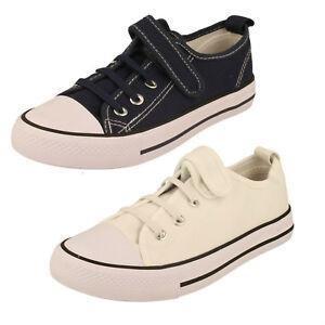 Childrens-Punto-Sobre-Lienzo-Zapatos-H2R445