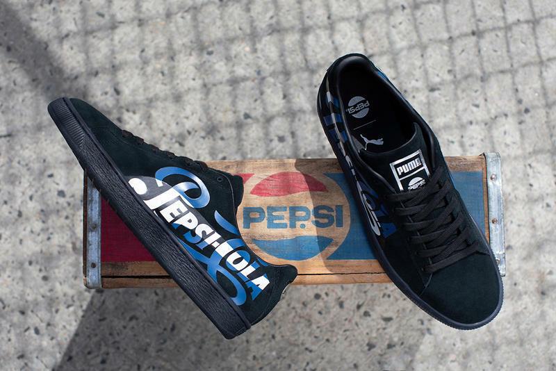 Puma Suede Classic X Pepsi Vintage