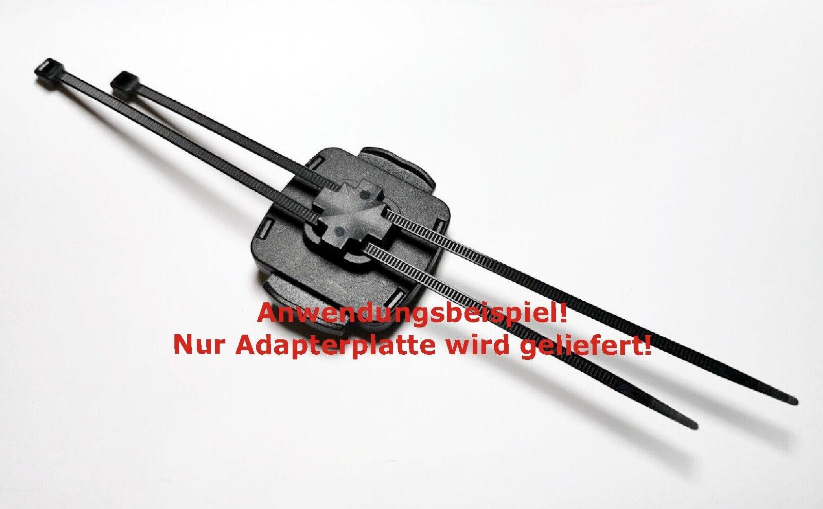 4 QuickFix placa adaptador adaptadores Quick Fix para jueces//hr soportes soporte