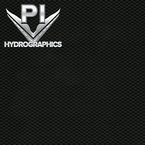 HYDROGRAPHIC FILM HYDRO DIPPING HYDRODIP WIDE CLEAR/SILVER CARBON FIBER CF-12-51