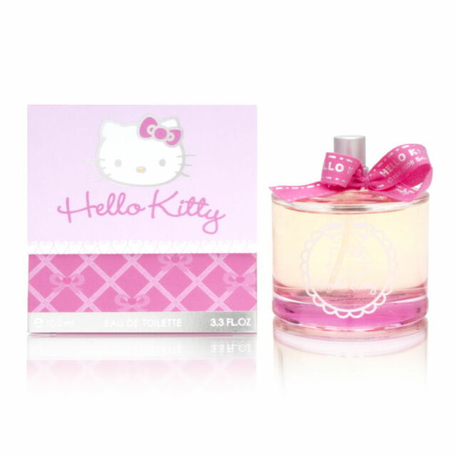 Koto Parfums Hello Kitty 34oz Womens Eau De Toilette For Sale