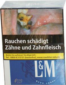 8-x-LM-Zigaretten-Blue-Label-8x27-216-Zigaretten-Neu-Preis-8-00