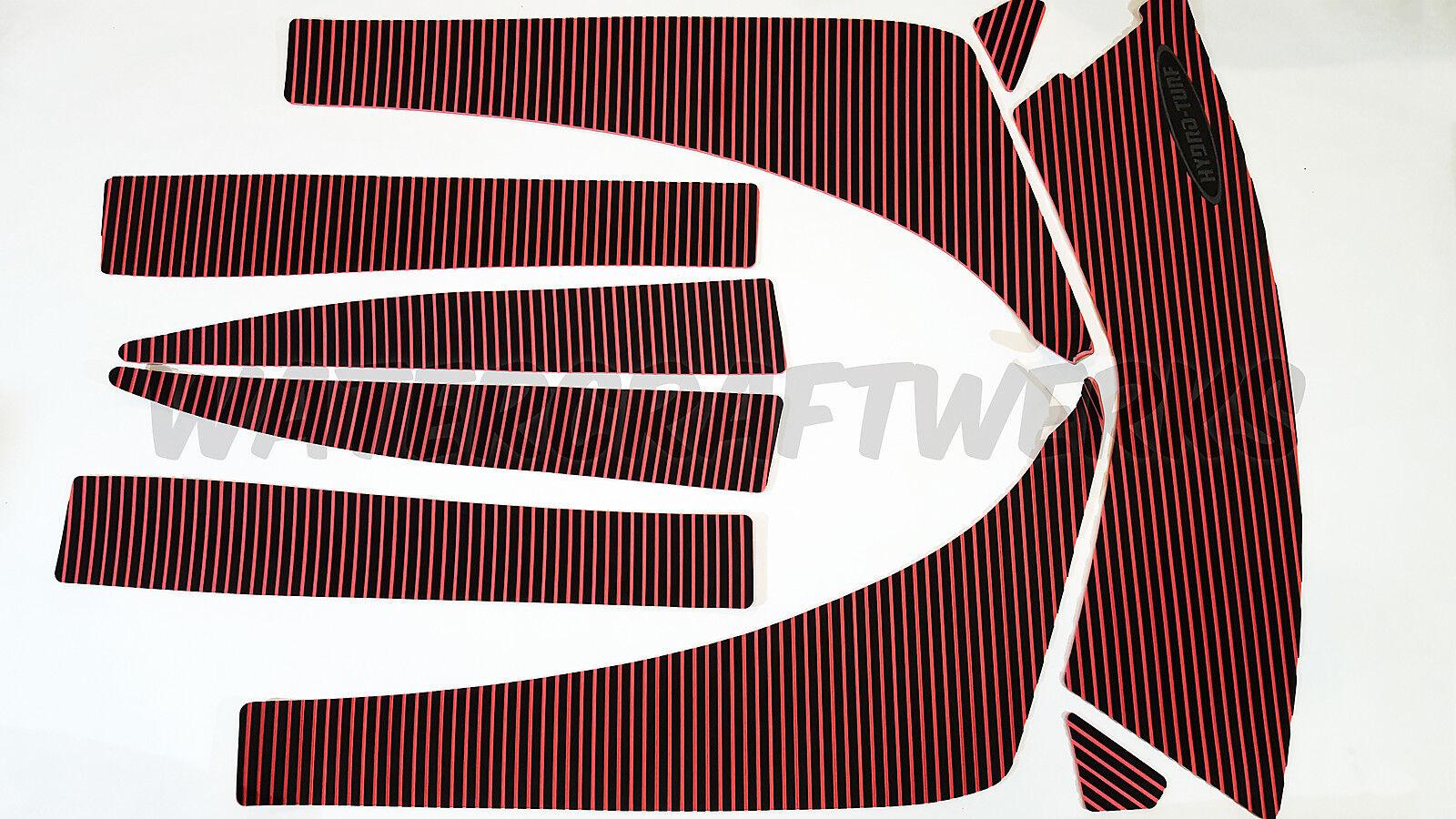 Hydro-Turf Kawasaki Ultra 250 LX LX LX 260-310 Matte Set - Schwarz/Rosa 3m - Ready To f4b718