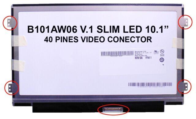 "10.1"" B101AW06 V.1 Laptop Screen Display Panel"