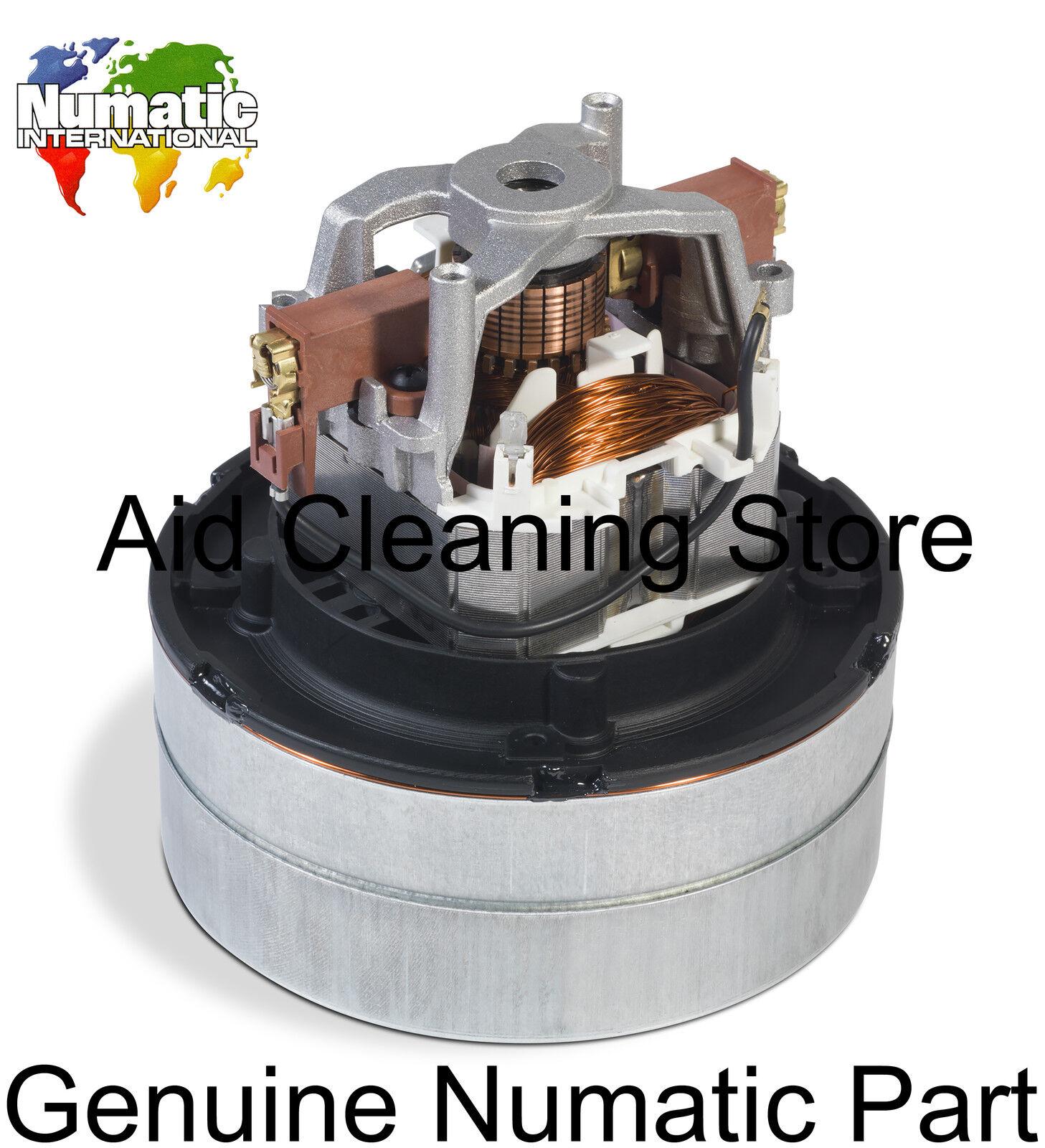 Numatic NQS250-B aspirateur hoover moteur 205403 1200 w