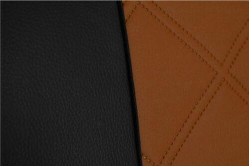 Eco-cuero Tailored fundas de asiento 2+1 para Peugeot Boxer 2014-Onward