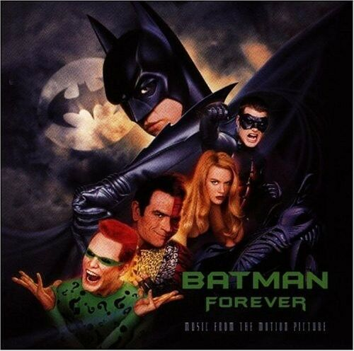 1 of 1 - Batman Forever / O.S - Batman Forever (Original Soundtrack) [New CD] Manufactu