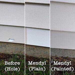Mendyl Vinyl Siding Repair Kit Free Shipping How To Video