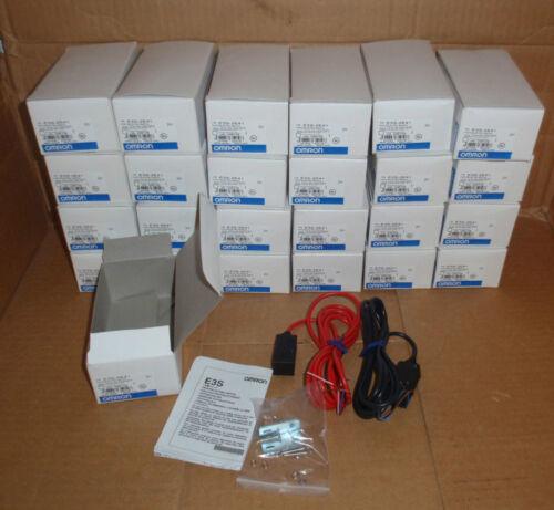 E3S-2E41 Omron NEW I Box Photoelectric Sensor Switch E3S2E41 E3S-2LE41 E3S-2DE41