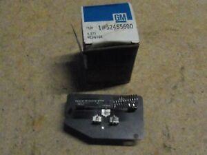 CHEVROLET-LUMINA-APV-PONTIAC-TRANS-SPORT-resistenza-NOS-GM-52455600