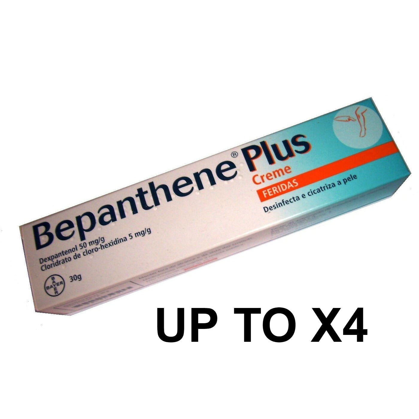 Details about Bepanthen PLUS Cream 30g UP TO 4x Wound Eczema Burns Scars  tatoo FREE SHIPPING