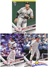 c8789849 2017 Topps NY Yankees Limited Edition 17 Card Team Set-derek Jeter ...