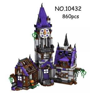 Bela-10432-Movie-Series-Scooby-Doo-Haunted-Castle-Sets-Building-Blocks-860pcs