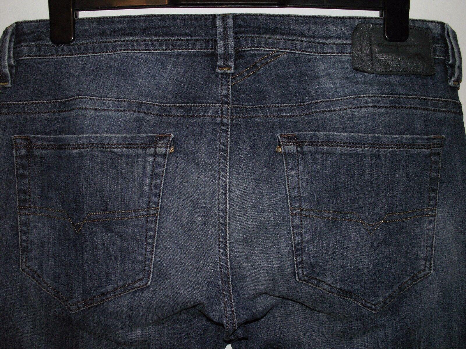 DIESEL THAVAR slim-Jeans Skinny Fit Stretch 0R14U W33 L32 L32 L32 (3827) d75c03