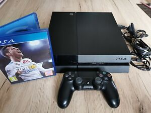 Sony PlayStation 4 PS4 500GO noire
