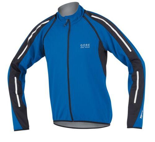 Gore Phantom Jacket Bike Wear Men Cycling High Visibility Water Resistant Soft