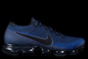 9d13d53f91167e Nike Air VaporMax Flyknit OG Collegiate Navy Size 8.5. 849558-400 ...