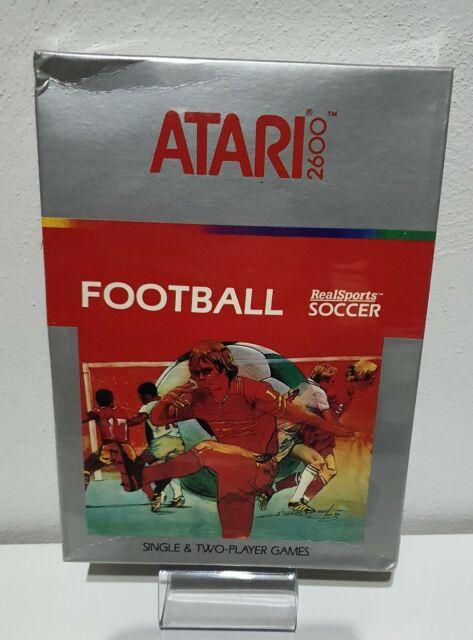Football Realsports Soccer - Atari 2600 - Neuf Noch Soudé A7237