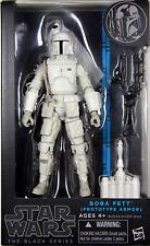 Hasbro Star Wars Black Series Prototype Boba Fett Figure