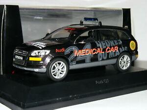 Schuco-AUDI-Q7-Medical-AUTO-2006-LE-MANS-24-ore-LTD-ED-1-43