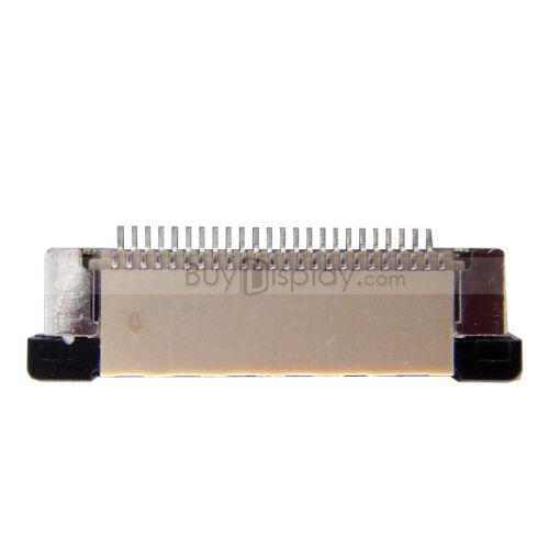 7.5 inch e-Ink 880x528 e-Paper Display Panel Red White Black SPI