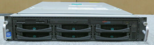 1 of 1 - Fujitsu PRIMERGY RX300 2x 2.8Ghz XEON 4GB 216GB HDD RAID Server S26361-K888-V113