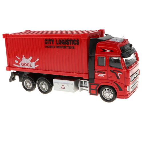 1:18 Maßstab Diecast Truck Modell Auto Spielzeug Kleinkind Baby Kinder
