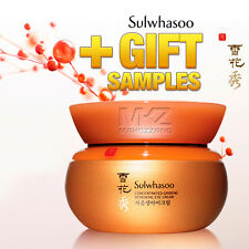 Sulwhasoo Concentrated Ginseng Renewing Eye Cream Full Size Amore Pacific + Gift